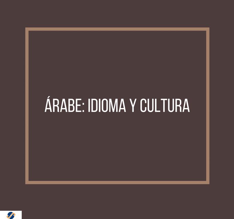 Árabe idioma y cultura