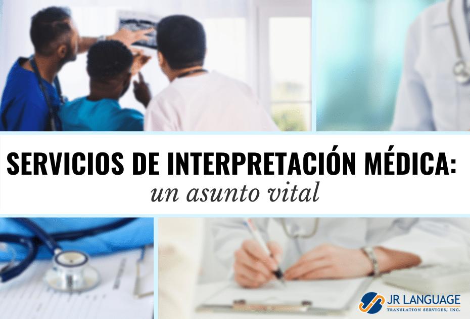 Servicios de interpretación médica
