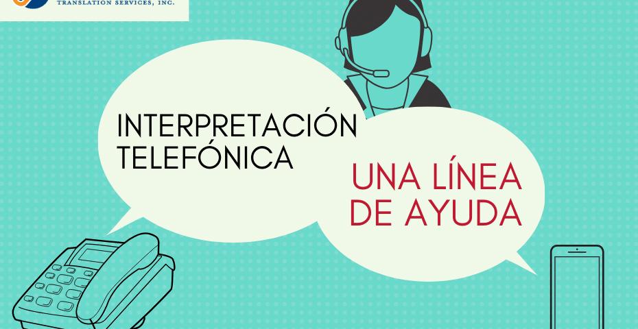 interpretación telefónica una opción remota multilingüe