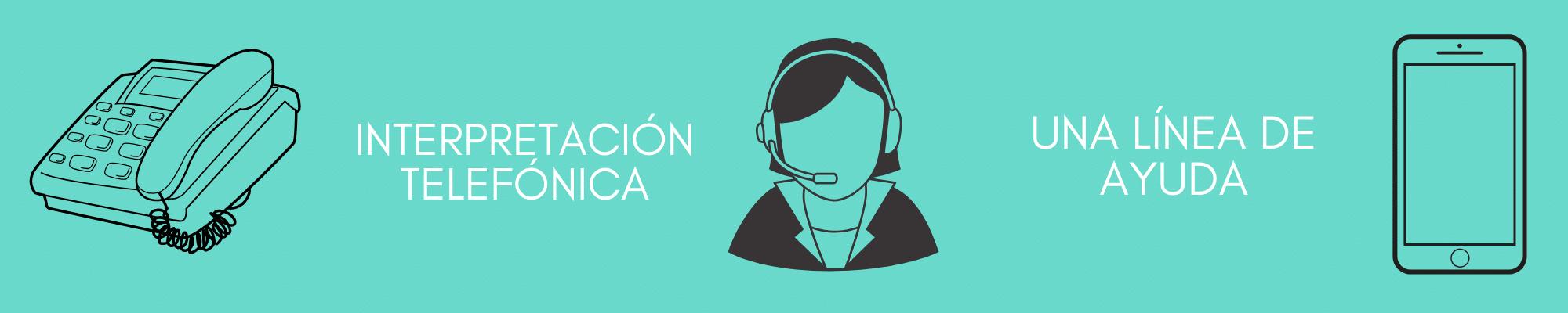 interpretación telefónica opción de comunicación multilingüe a distancia