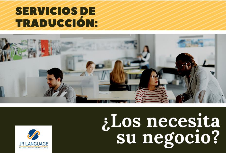 servicios de traducción para negocios